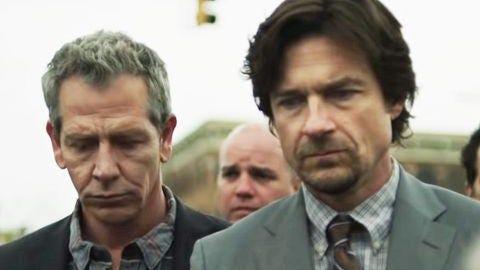 "Jason Bateman stars in the adaptation of Stephen King's ""The Outsider."""