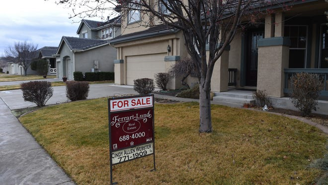 A house for sale in Wingfield Springs in Sparks.