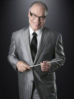 """Jeff Tyzik leads the RPO in """"Cirque Musica,"""" which also will feature some of the world's top circus performers, Friday and Saturday, Jan. 8 and 9, at Kodak Hall at the Eastman Theatre."""