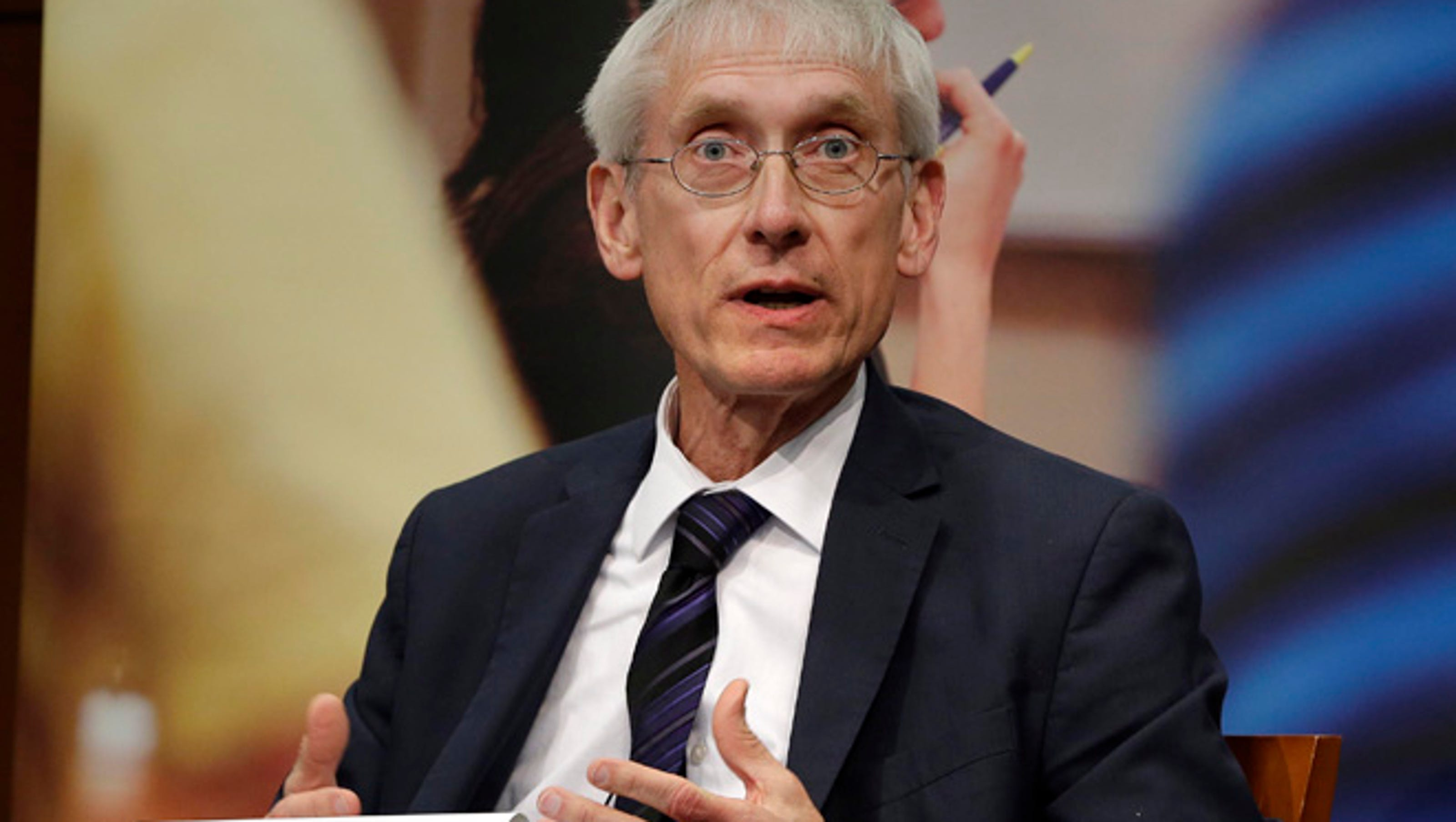 Evers yanked license of teacher GOP says he wasn t consistent