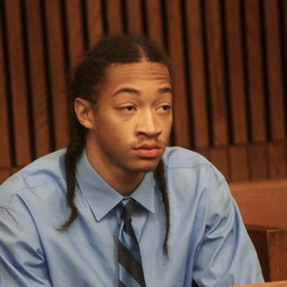Jayru Campbell, who has been in Wayne County Jail since