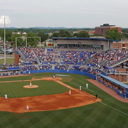 MTSU opened Reese Smith Jr. Field with a pair of wins
