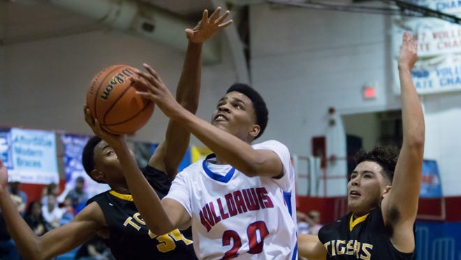 R.J. Brown and the Las Cruces Bulldawgs are off to a 9-1 start this season.