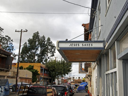 Victory Mission Salinas, 43 Soledad Street