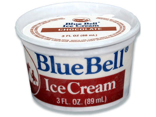 Blue Bell expands recall to 3-ounce ice-cream cups