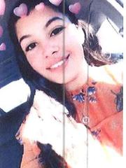 Alexa Arenas, 16, of Bloomfield.