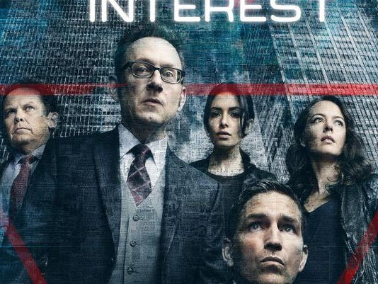 Person of Interest - Season 5 - Poster