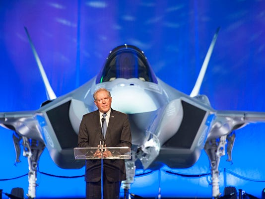 Kendall F35 Norway