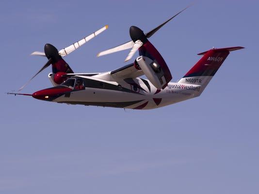 AW609 AgustaWestland