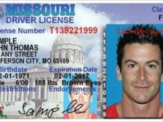 Feds Won T Accept Mo Ill Driver S Licenses To Enter
