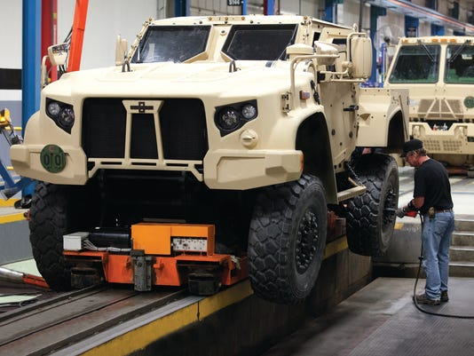 Humvee Replacement Delayed For Army And Marine Corps