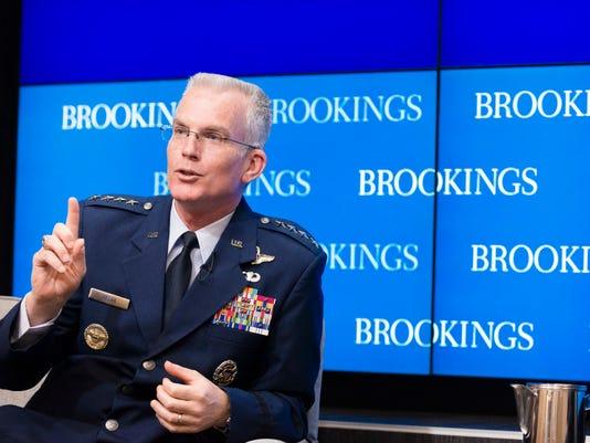 VCJCS speaks at Brookings