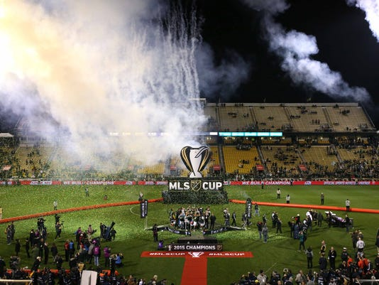 MLS: MLS Cup Final-Portland Timbers at Columbus Crew