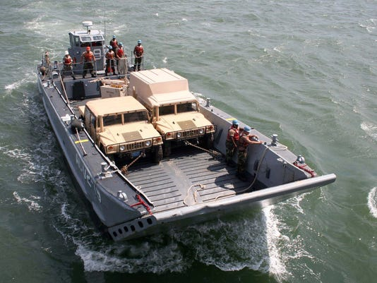 US Army To Choose New Landing Craft Next Year