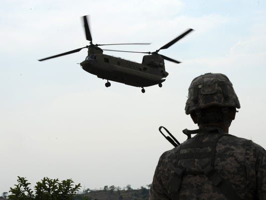 Army Chinook