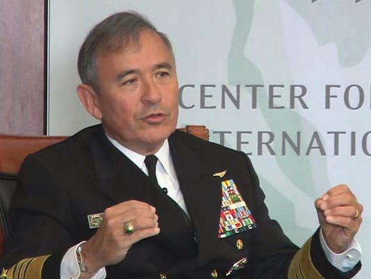 Harry Harris PACOM
