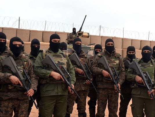TUNISIA-LIBYA-BORDER-CONFLICT