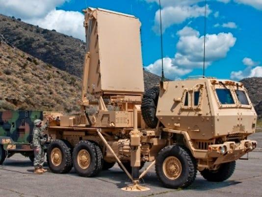 Q-53 Counterfire Radar