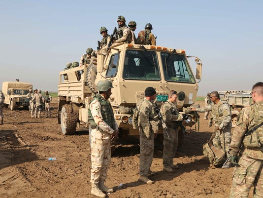 an introduction to the history of iraqi military forces In this article iraq wars, 1980s-present  introduction iran-iraq war, 1980  et al 2011a discusses the war as seen through the eyes of the iraqi military.