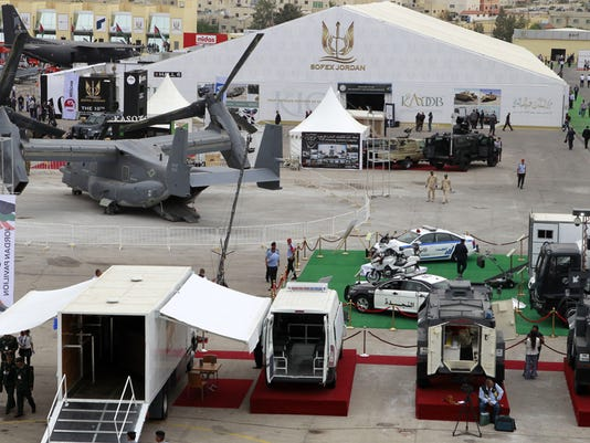 Special Operations Forces Exhibition & Conference (SOFEX)
