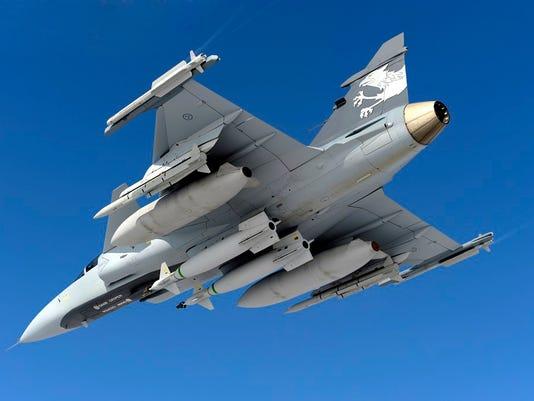 Saab's Gripen NG