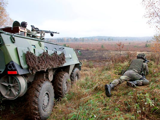 Local Defence troops (Finland)