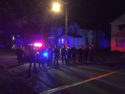 5 shot at Fourth Precinct