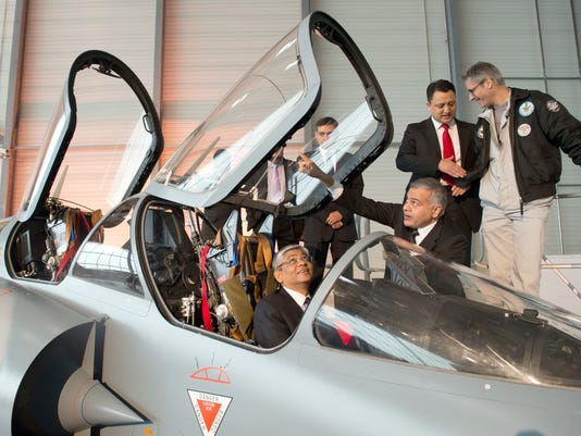 FRANCE-INDIA-AEROSPACE-DEFENCE-RAFALE