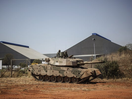 SAFRICA-AFRICA-AIR-DEFENCE