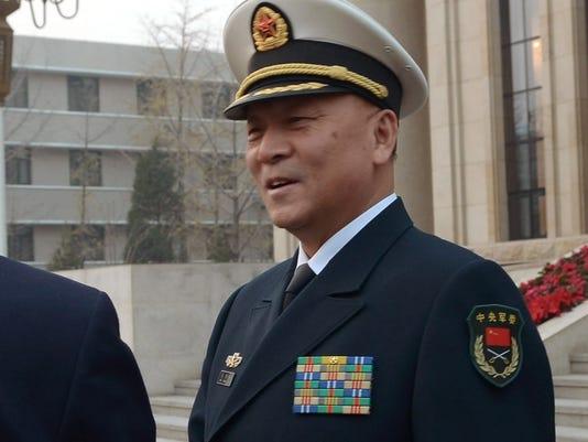 Chinese CNO Wu