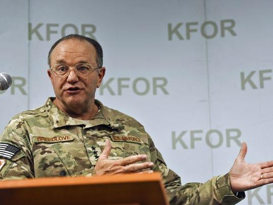 Gen. Philip Breedlove