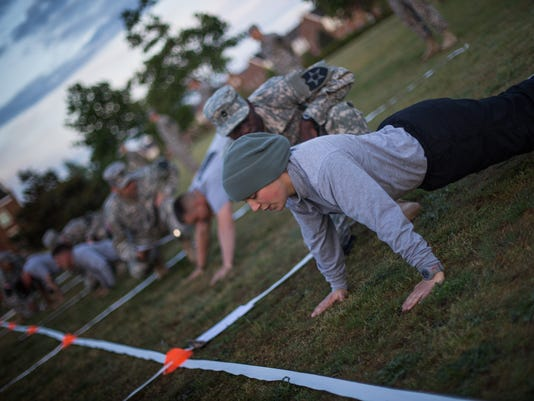 Soldiers, NCOs compete for division's top honors