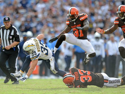 Donte Whitner Has Total Faith In Cleveland Browns Staff