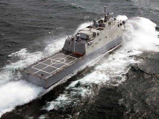 LCS Milwaukee at speed