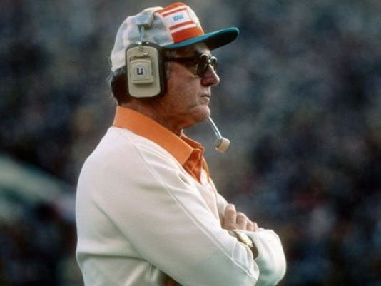 Bill Arnsparger Miami S No Name Defense Coach Dies At 88
