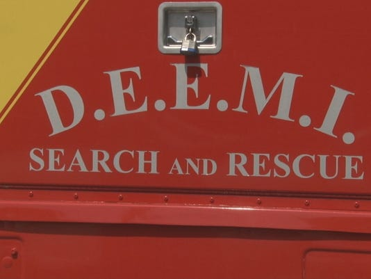 Maine-based search and rescue heads south