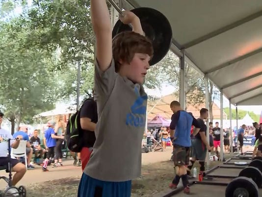 Should 10-year-olds be doing CrossFit?