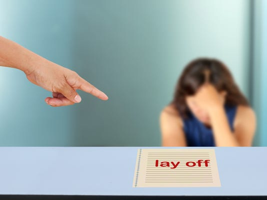 What happens to stock options if laid off