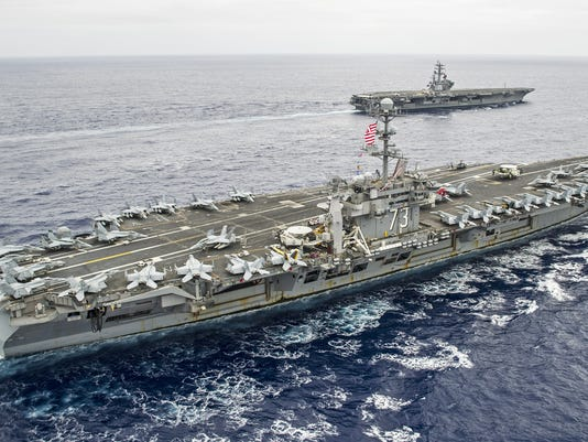 Two Carriers