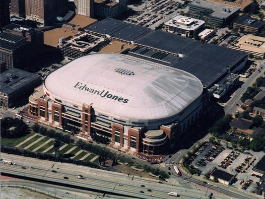 Foyer Home St Louis Reims : Edward jones dome could lose its name after rams move