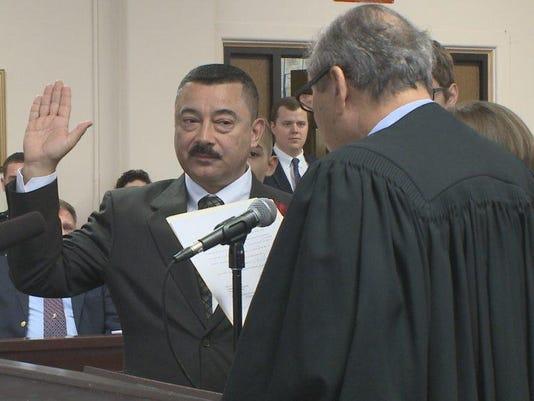 Mayor Willie Rosas