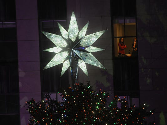 82nd Annual Rockefeller Christmas Tree Lighting Ceremony