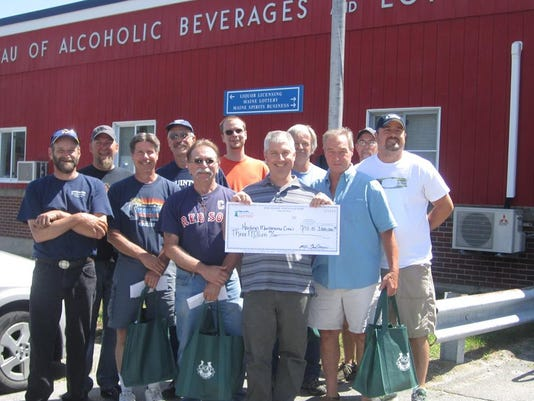 Group Of BIW Workers Wins Maine Lottery