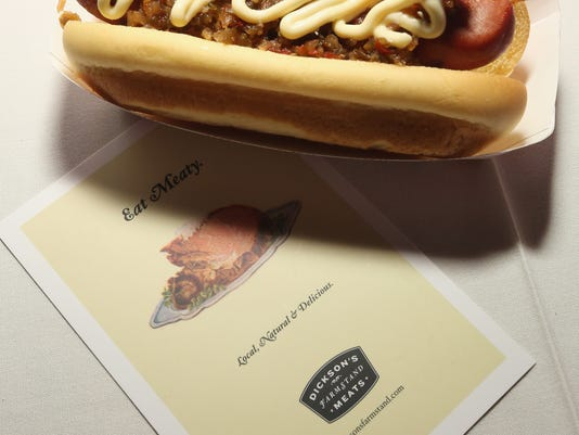 Hot Dogs Made Of Human Dna