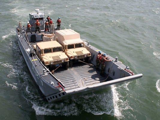 US Army To Choose New Landing Craft Next Year