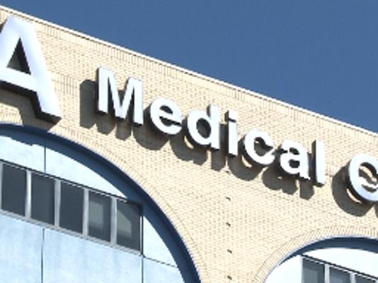 VA Medical Center in Little Rock