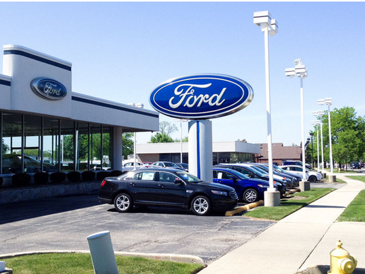 Ford motor company secure user login for Ford motor company employee website