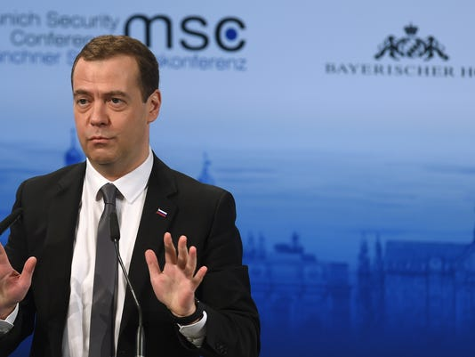 GERMANY-MUNICH-SECURITY-CONFERENCE