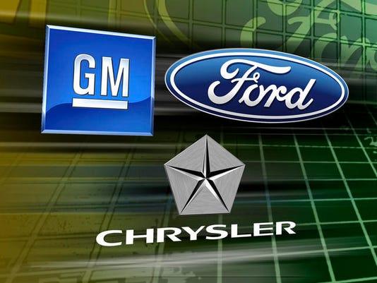 Report Detroit 39 S Big 3 Automakers Drive U S Economy