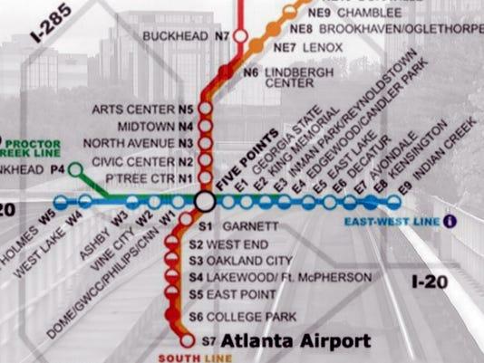 How Atlanta Got Seattle S Subway